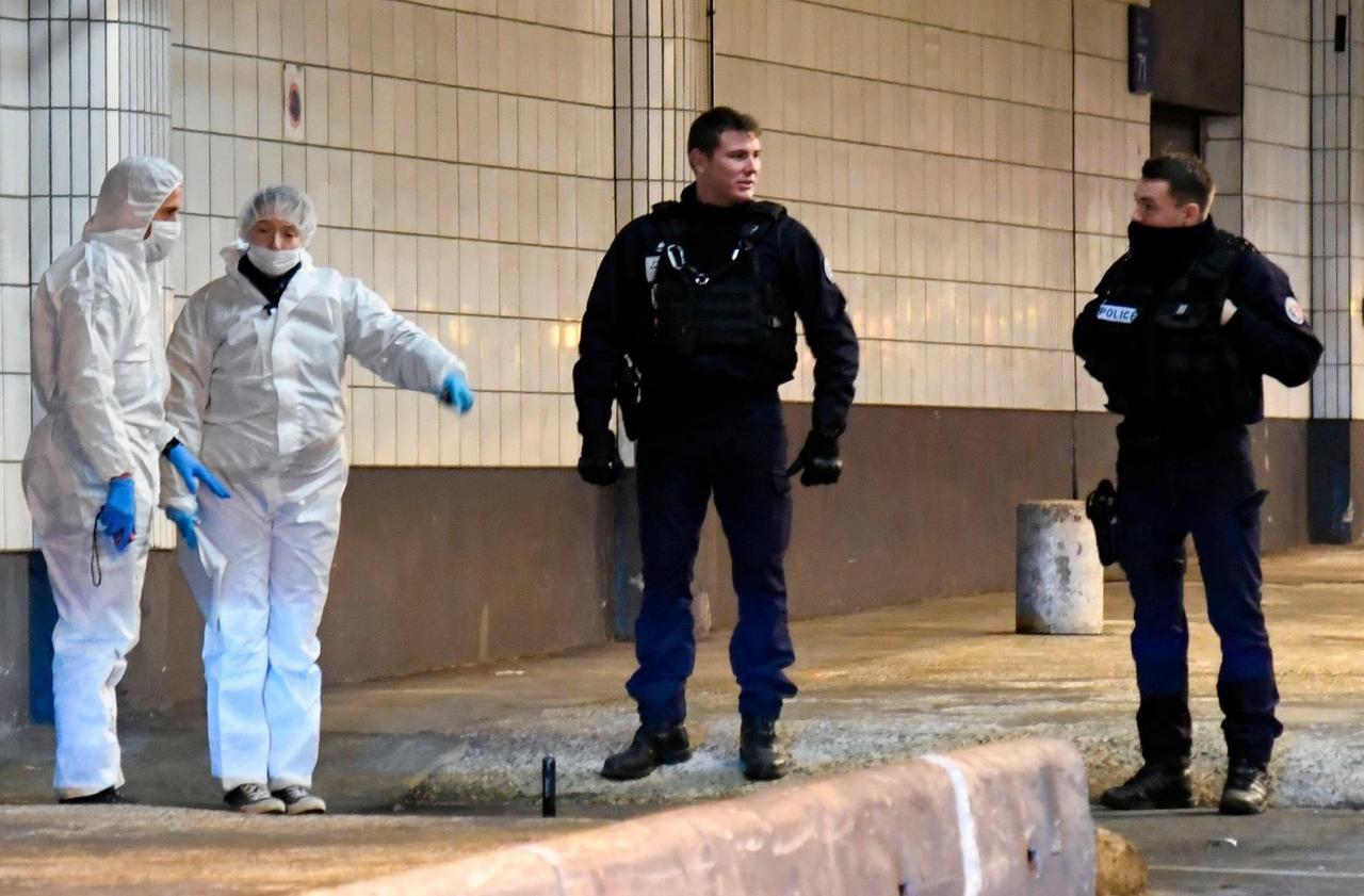 Attaque de policiers à La Défense : l'homme abattu était en fuite d'un hôpital psy