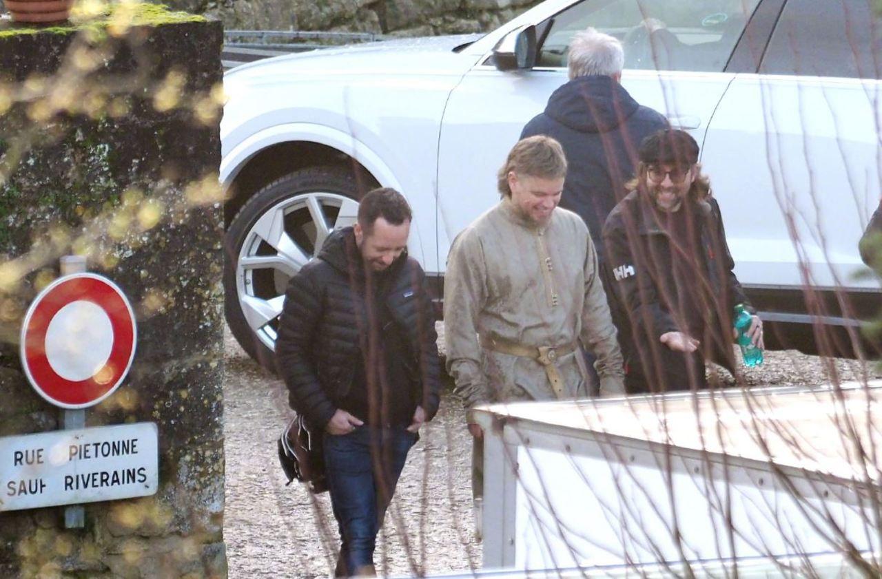 Matt Damon et Ben Affleck en Dordogne pour tourner le nouveau film de Ridley Scott