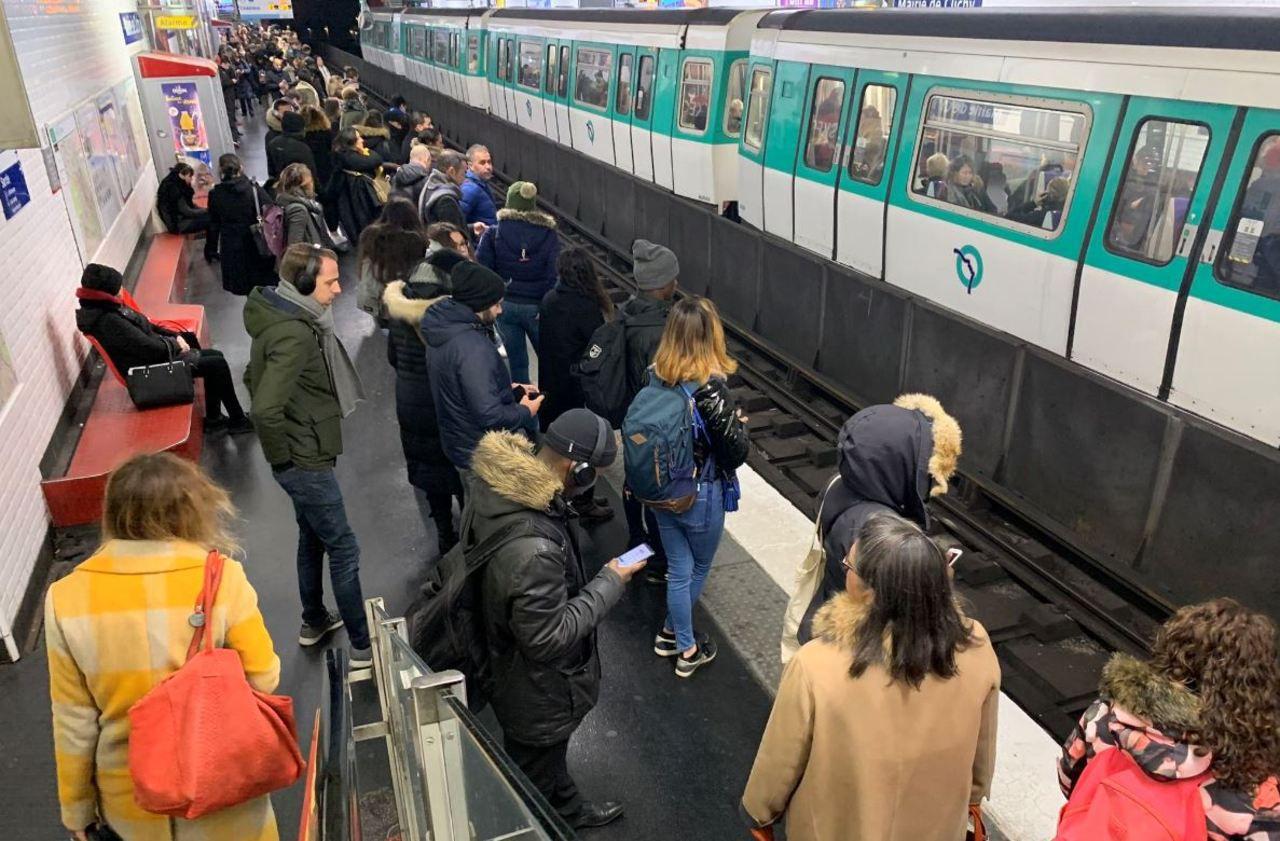 Grève RATP et SNCF : métros, bus, RER… les prévisions pour ce jeudi 12 décembre en Ile-de-France