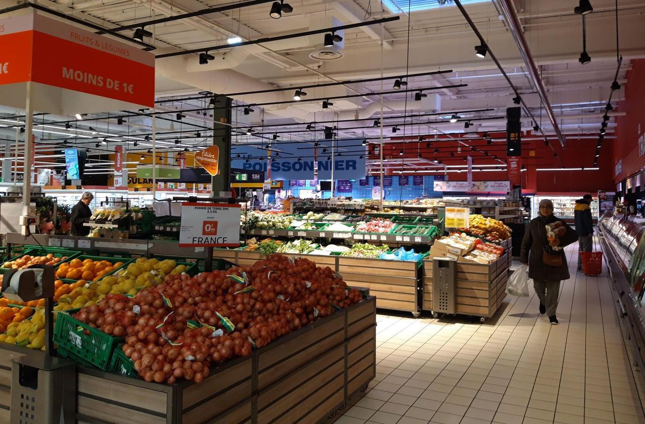 Pour ses clients autistes, le Auchan de Soisy-sous-Montmorency baisse le son et la lumière