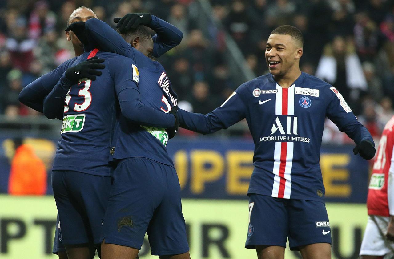 Reims-PSG (0-3) : Kimpembe assure le show d'après-match