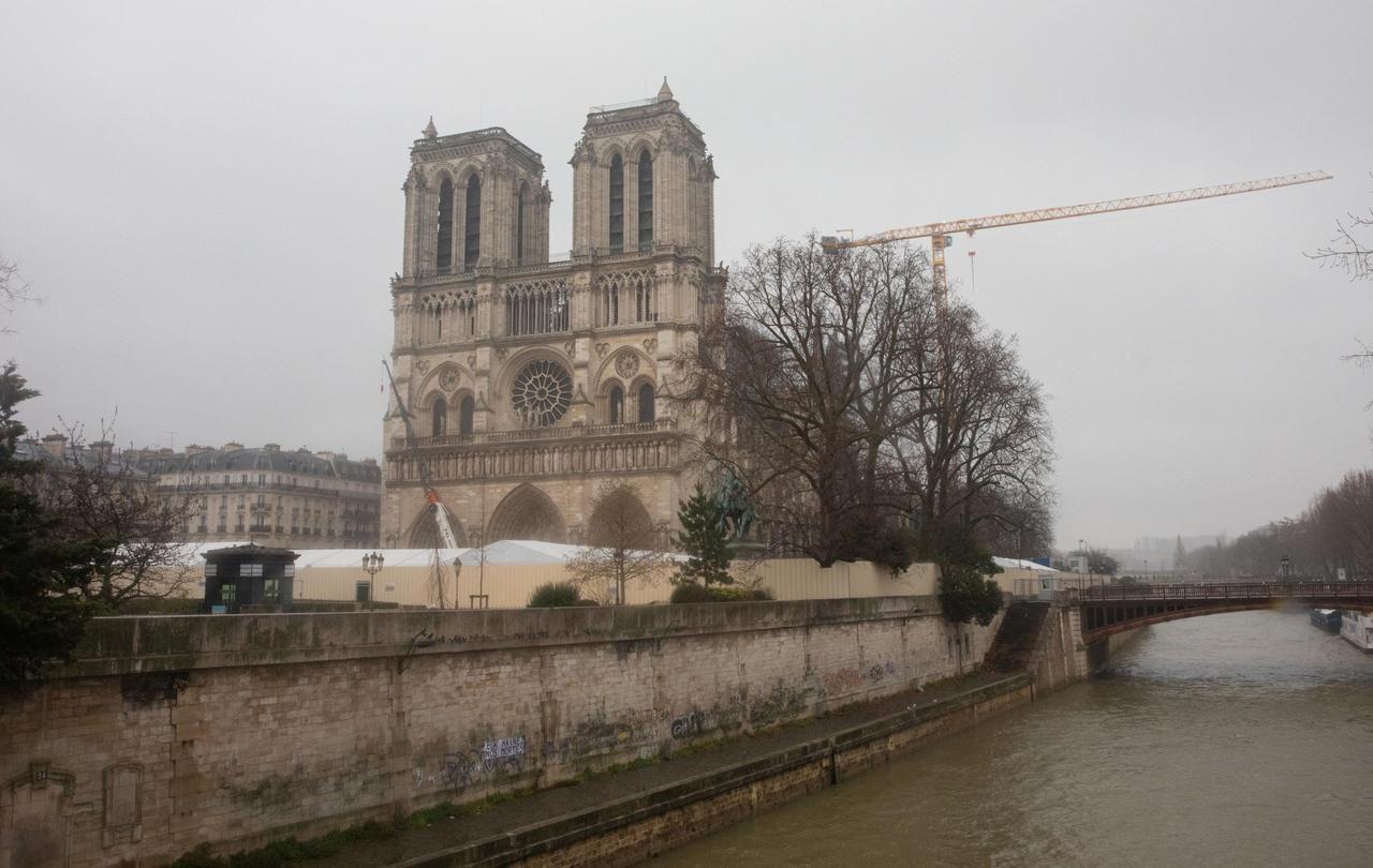 Les trésors de Notre-Dame seront exposés à partir de cet été à l'Hôtel-Dieu