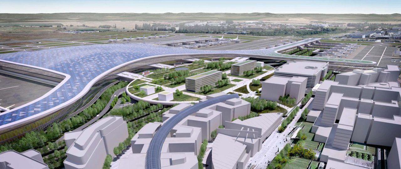 Roissy : ADP incite les petites entreprises à participer au chantier du Terminal T4