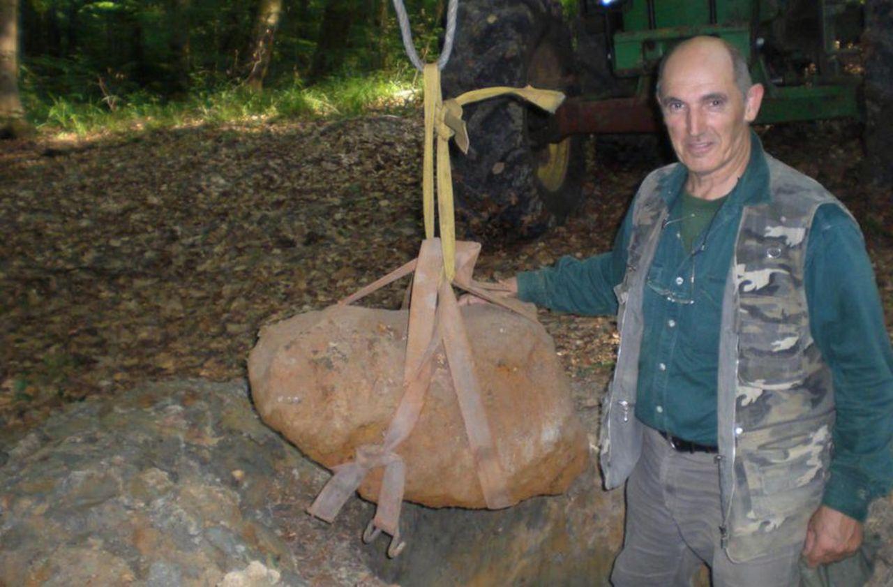 Ardennes : ils se disputent la météorite de la forêt du Mont-Dieu