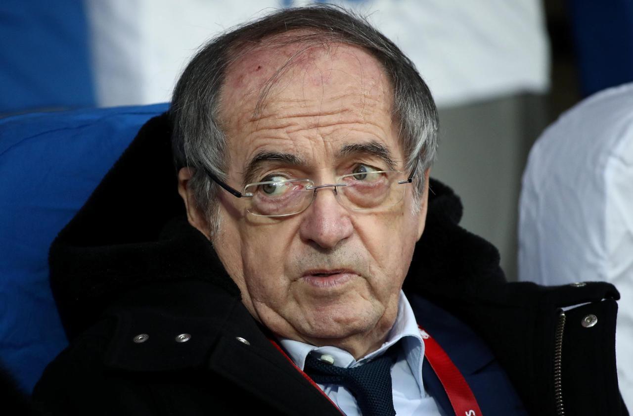 Coupe de France : Noël Le Graët regrette «vivement la suspension de Fred Dembi»