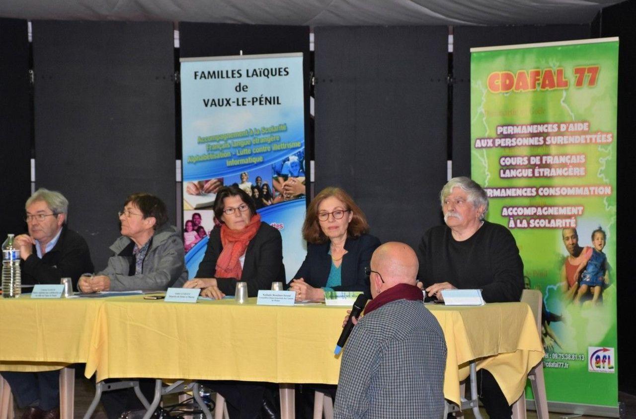 L'hébergement d'urgence à Vaux-le-Pénil et Melun au cœur des débats - Le Parisien