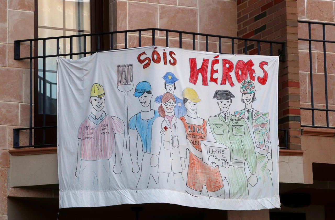 Coronavirus, 462 victimes en Espagne en une journée. Vice-premier ministre hospitalisé, test attendu