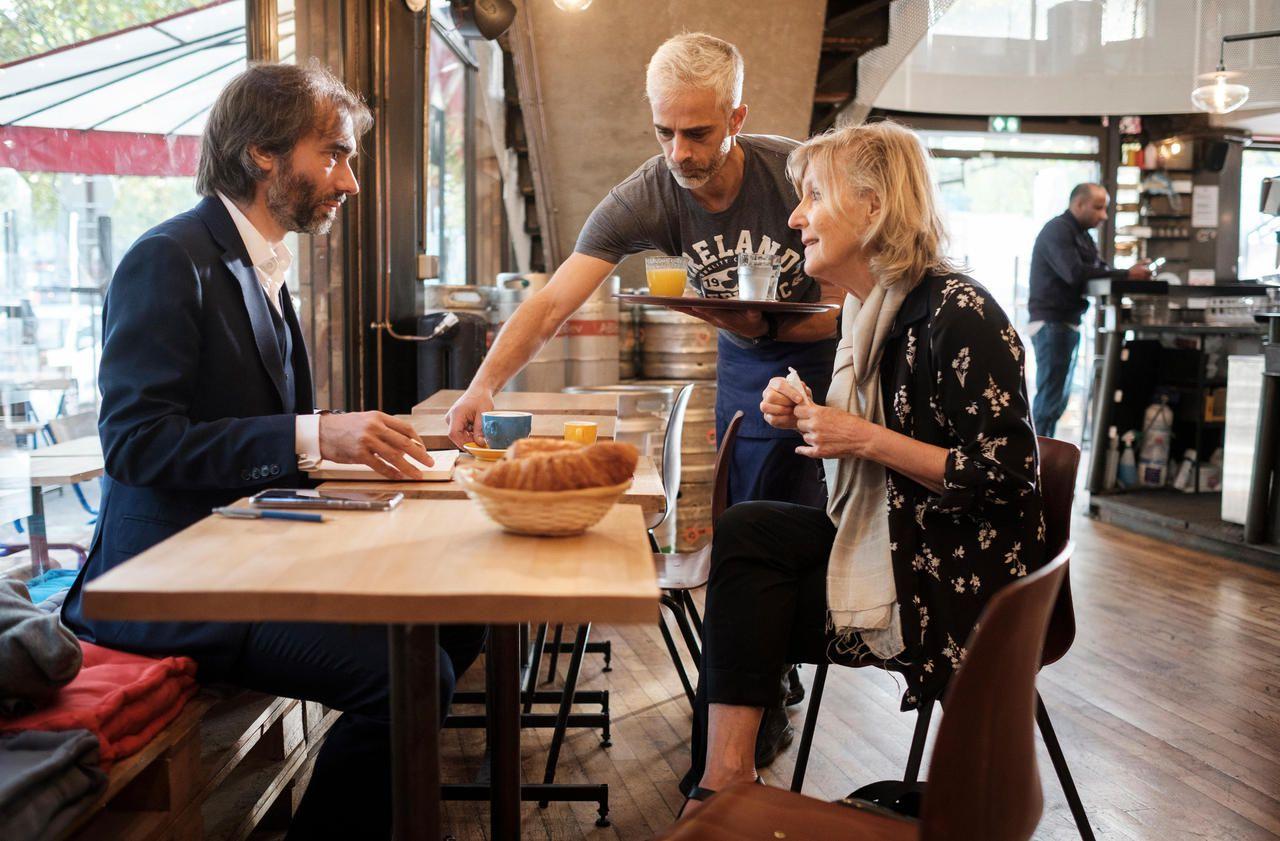 Municipales à Paris : mon petit-déjeuner avec le candidat Cédric Villani