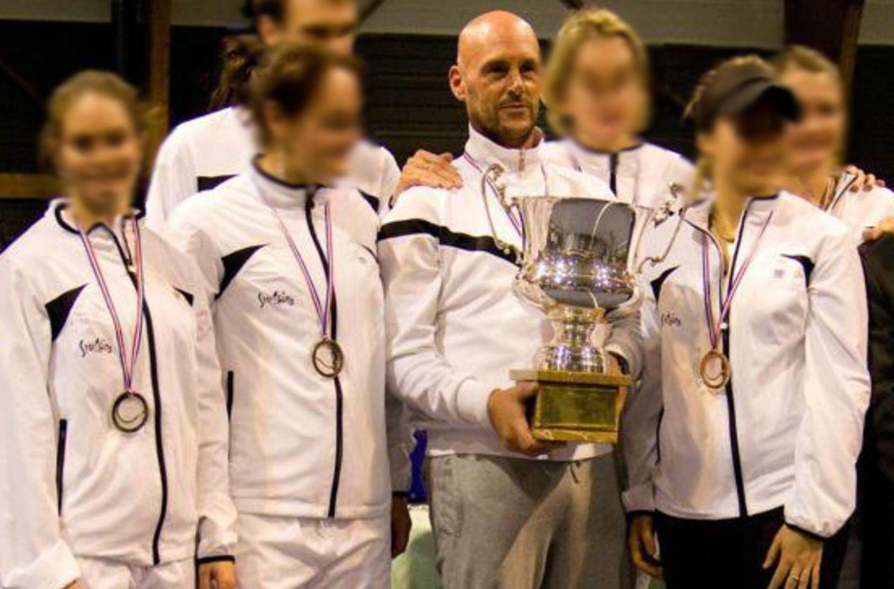 Assises: la sinistre emprise de l'entraîneur de tennis Andrew Geddes sur ses jeunes élèves