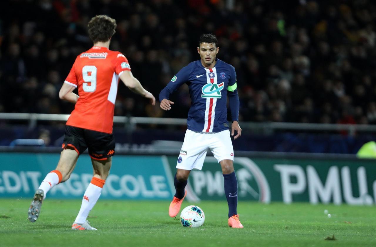 Lorient-PSG (0-1) : les notes des joueurs parisiens