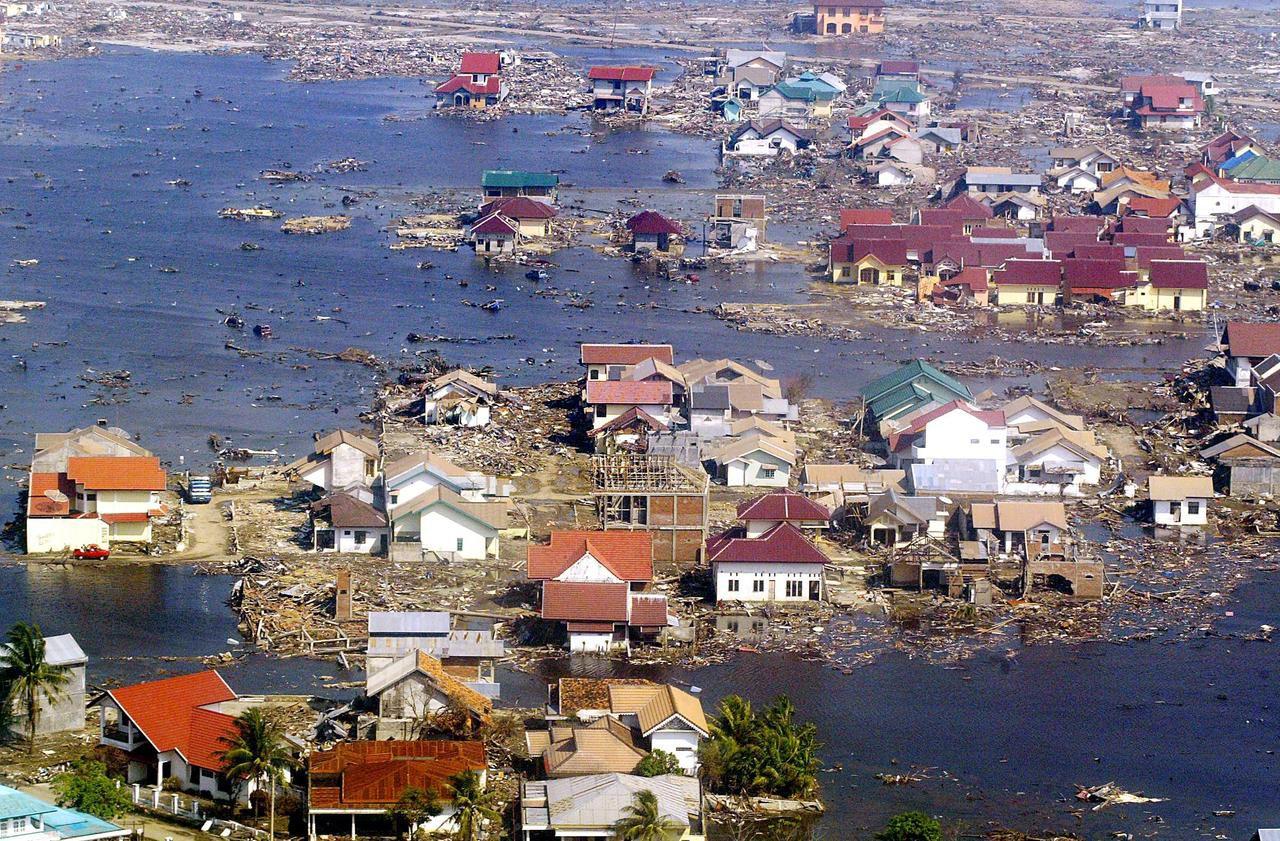 Indonésie : il y a 15 ans, un tsunami de magnitude 9,3 faisait 220 000 morts