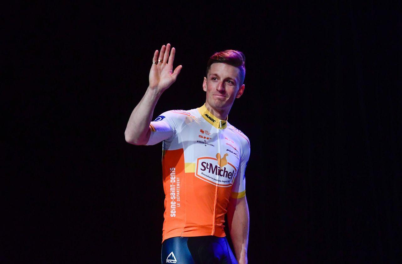 Cyclisme : « Je me donne encore dix jours, sinon j'arrête… », annonce Kevin Le Cunff