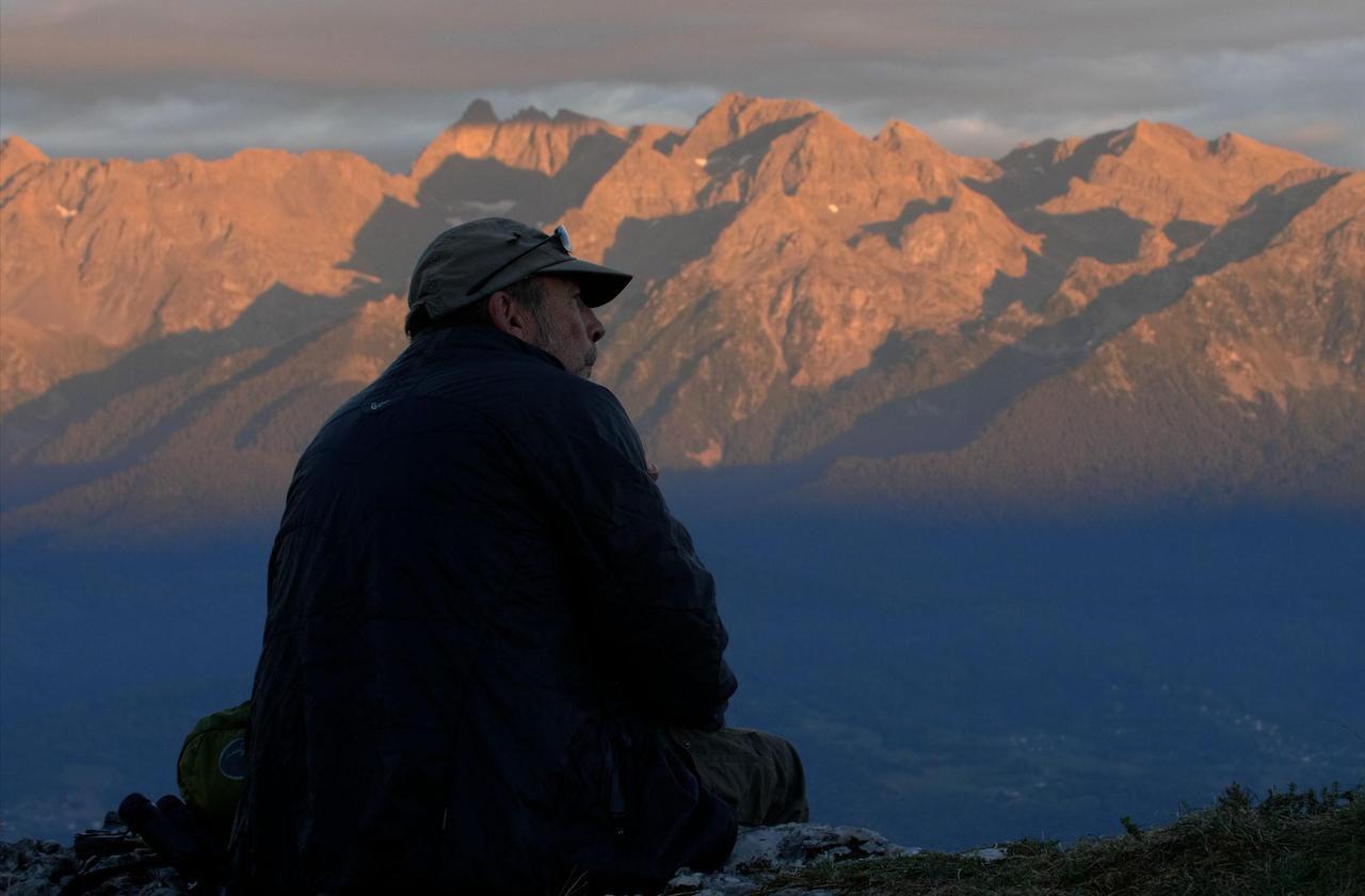 Jean-Michel Bertrand, l'homme qui «Marche avec les loups»