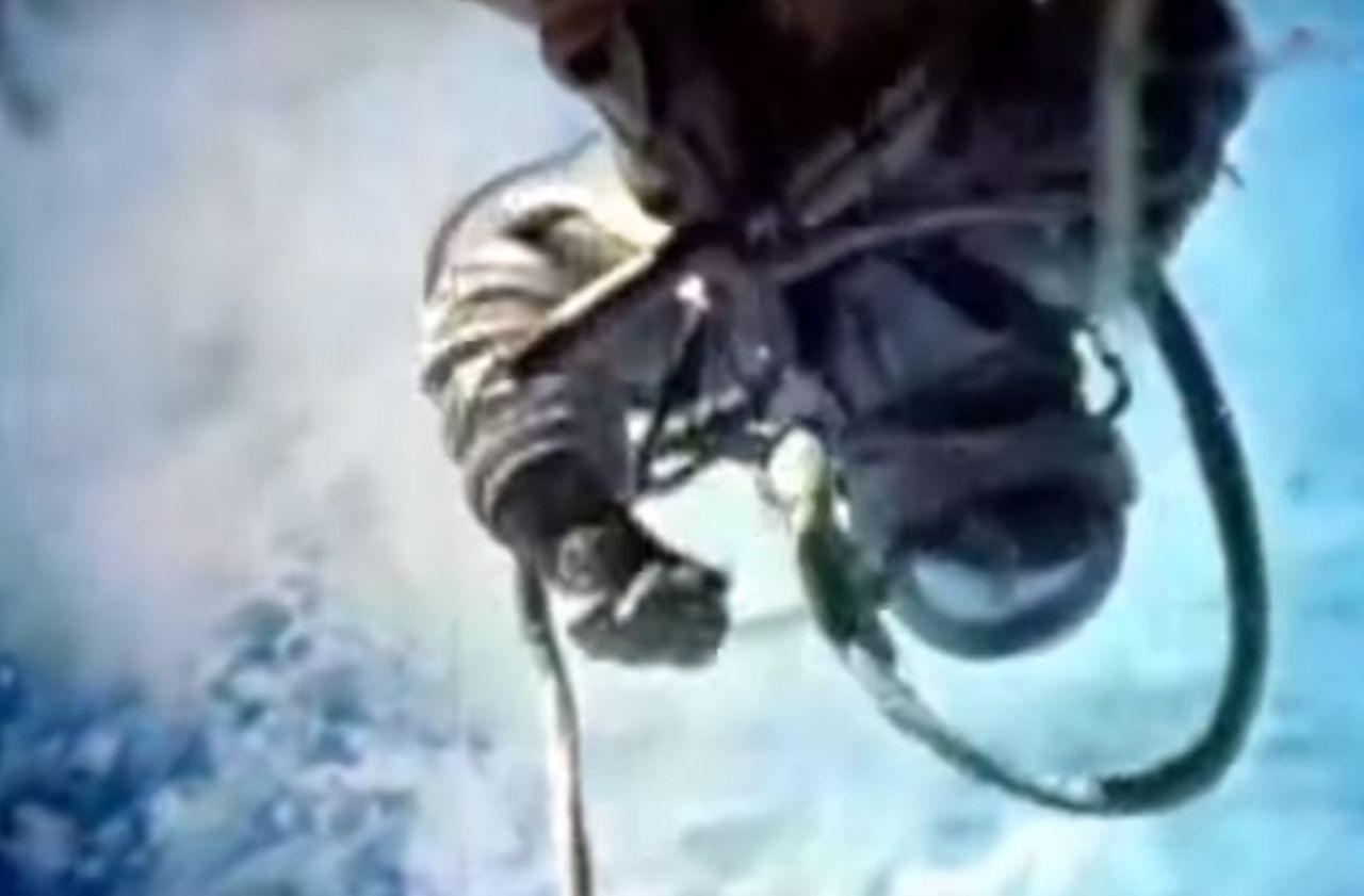 Mort d'Alexeï Leonov : comment le premier «piéton» de l'espace a failli ne jamais en revenir