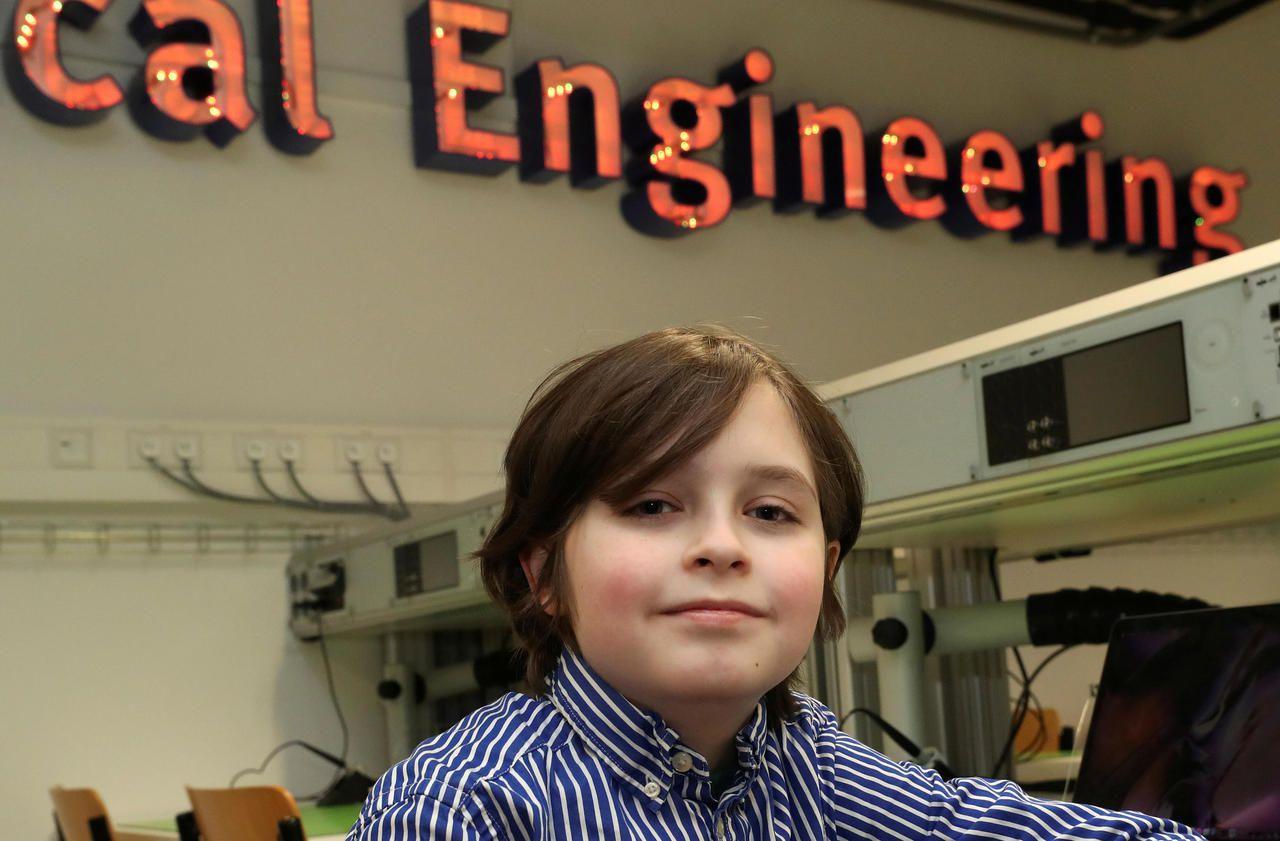 Le surdoué belge Laurent Simons, 9 ans, quitte l'université