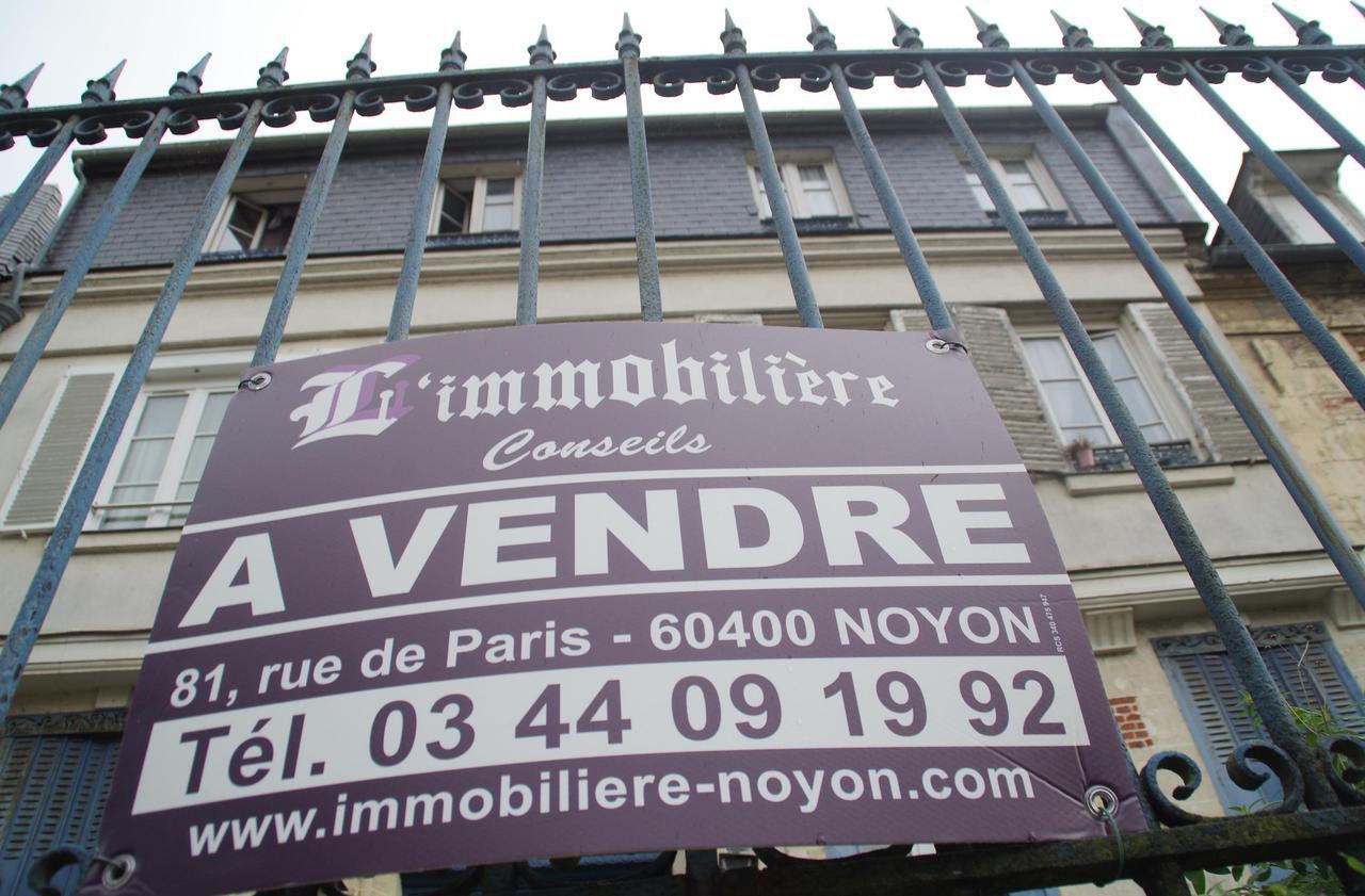 Immobilier à Noyon : le prix des maisons anciennes toujours plus bas - Le Parisien