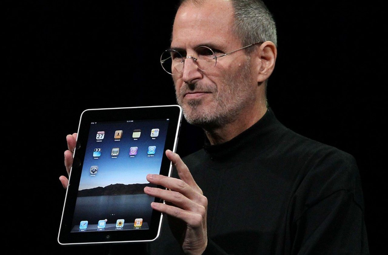L'iPad fête ses 10 ans : 500 millions de tablettes vendues et un bilan mitigé
