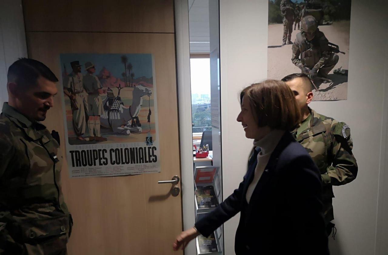 Saint-Denis : l'armée espère recruter grâce aux « Troupes coloniales »