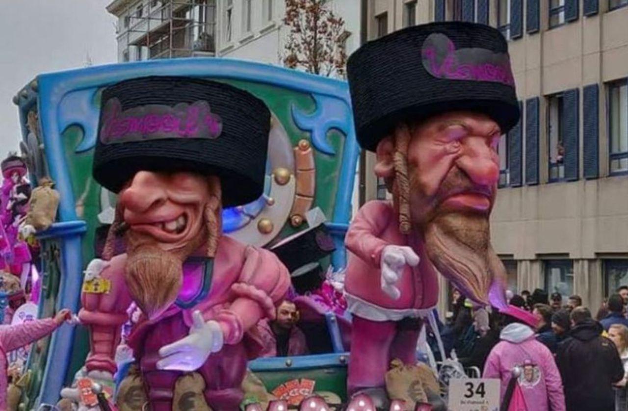 Belgique : accusé d'antisémitisme, Alost retire son carnaval du patrimoine de l'Unesco