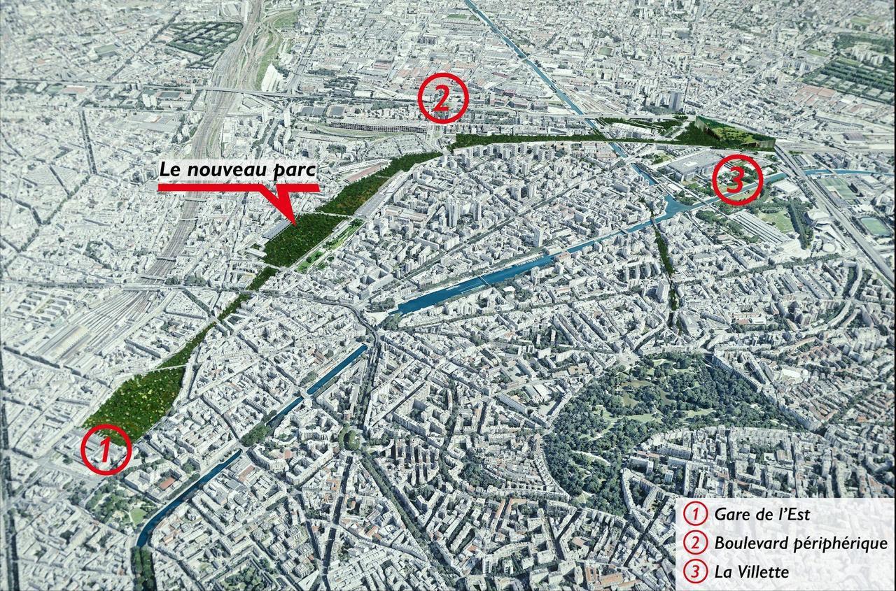 Paris : gare de l'Est et gare du Nord, nouvel enjeu des municipales