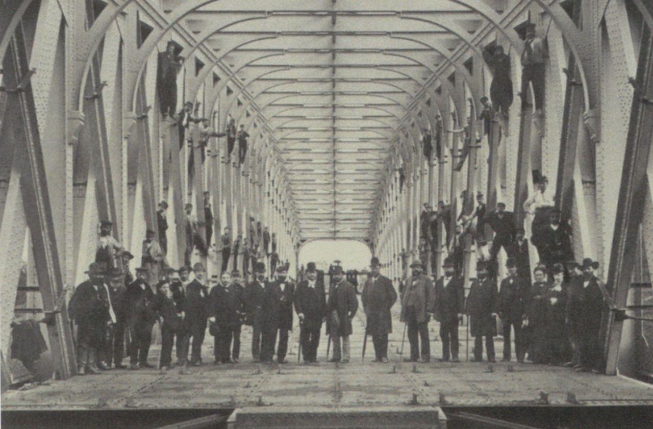 Comment la Seine et le rail ont fait d'Argenteuil une ville industrielle