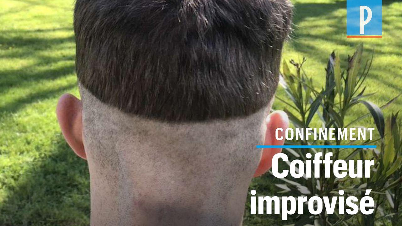 VIDÉO. Comment se couper les cheveux tout seul à la maison ? Les conseils d'un coiffeur