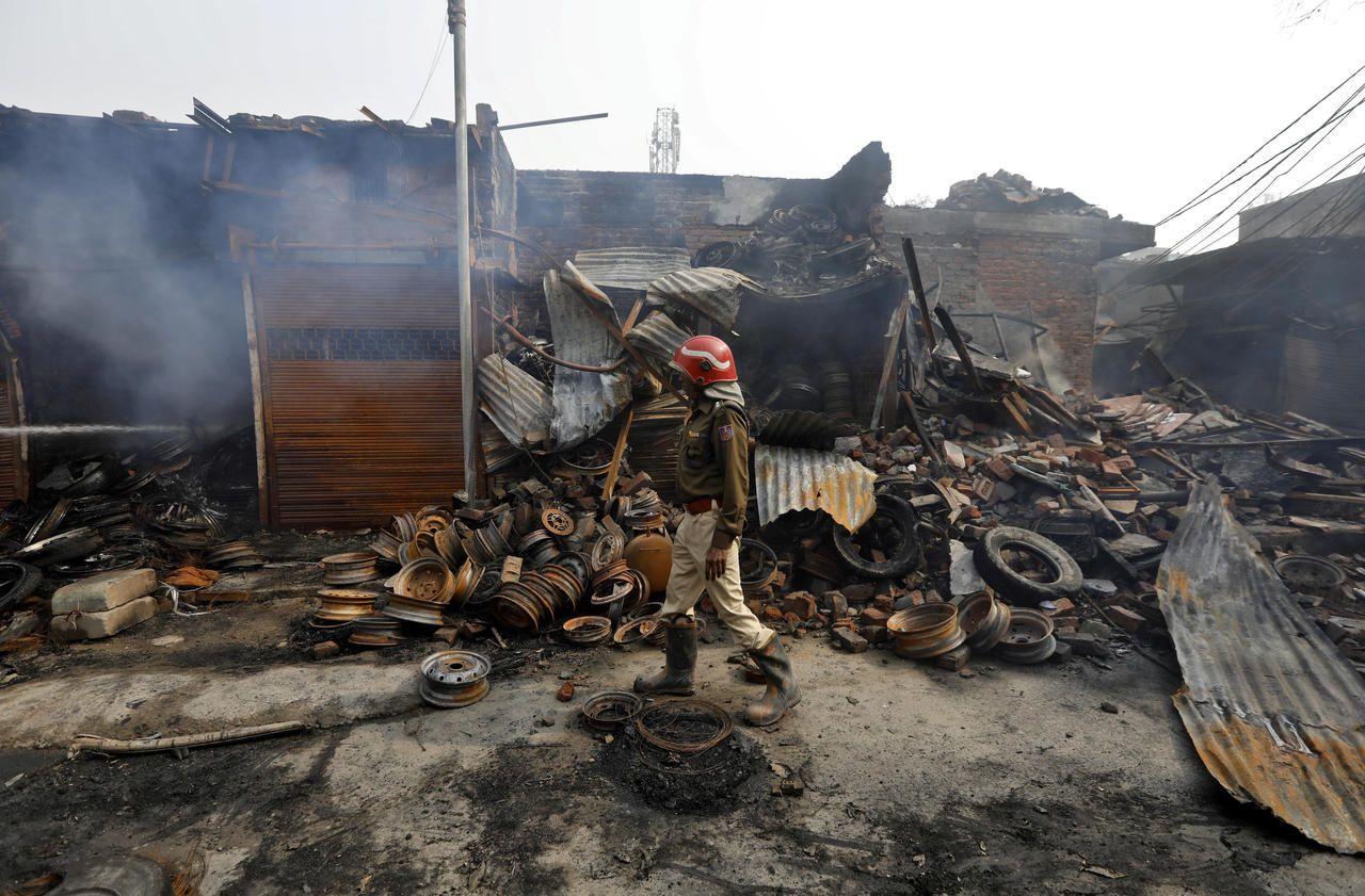 Inde : au moins 20 morts dans les violences intercommunautaires à Delhi
