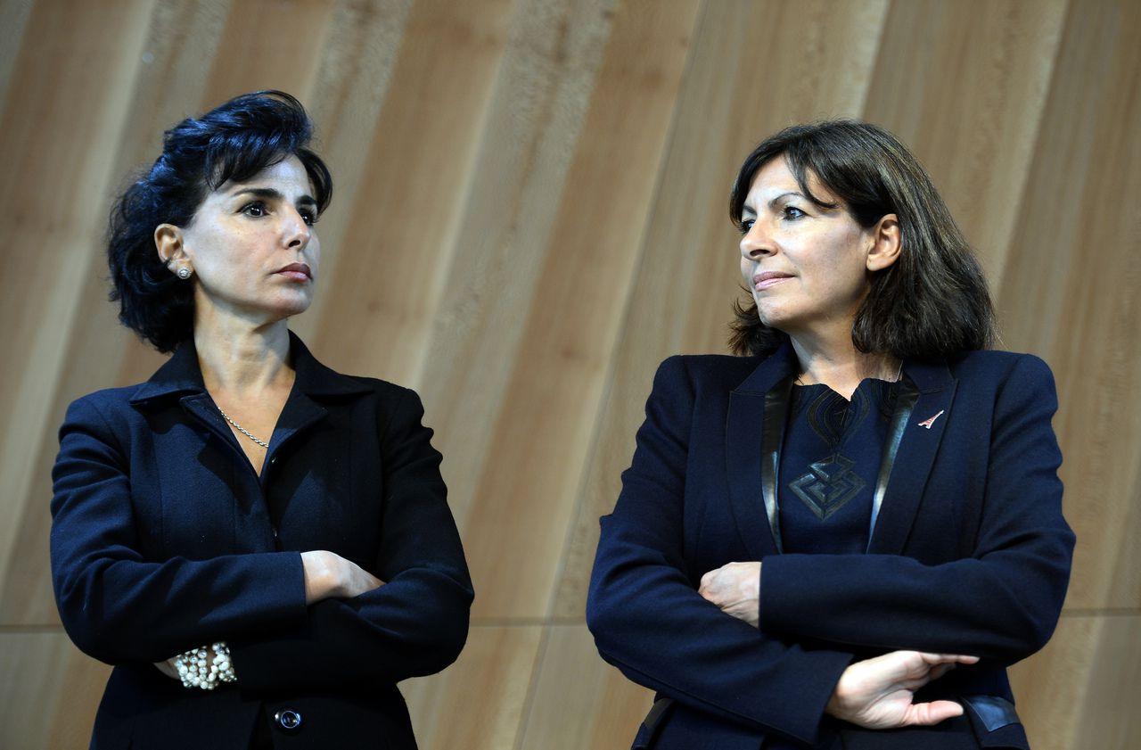 Municipales à Paris : Anne Hidalgo loin devant dans un sondage, Rachida Dati distance Benjamin Griveaux
