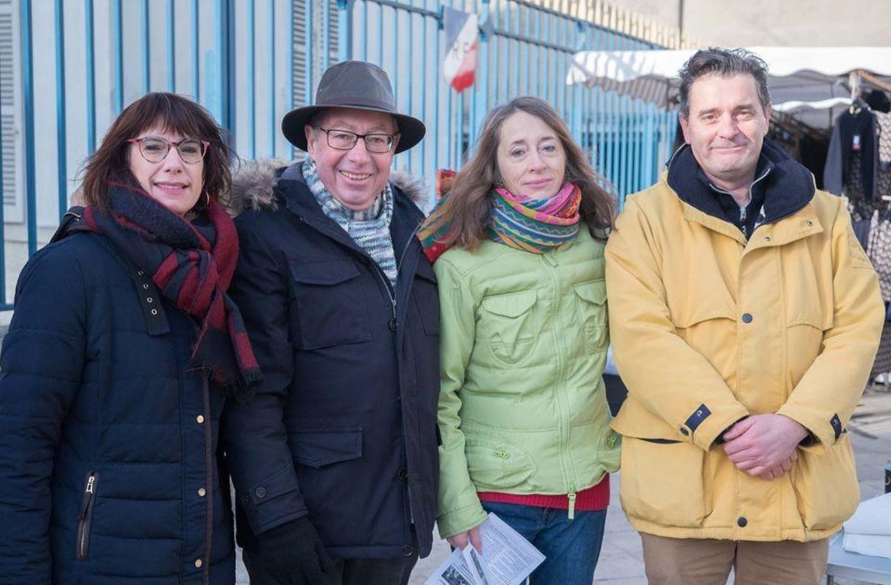 Municipales à Rambouillet : Une liste de gauche se lance dans la bataille