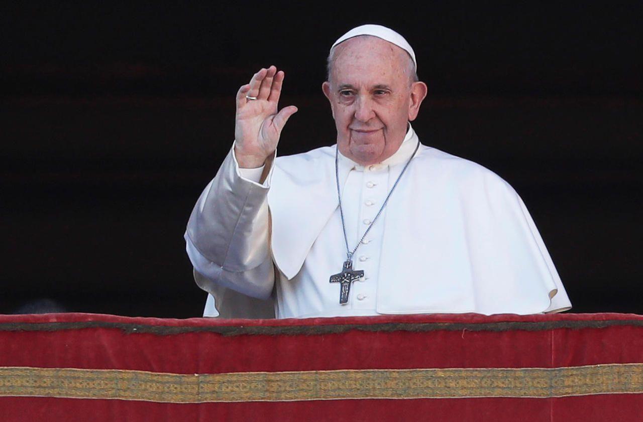 Urbi et Orbi : le pape appelle à «garantir la sécurité» au Moyen-Orient, notamment en Syrie