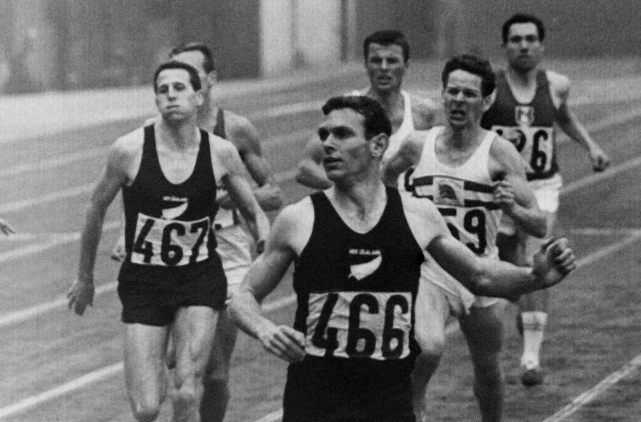 Décès de l'ancien athlète néo-Zélandais Peter Snell, triple champion olympique