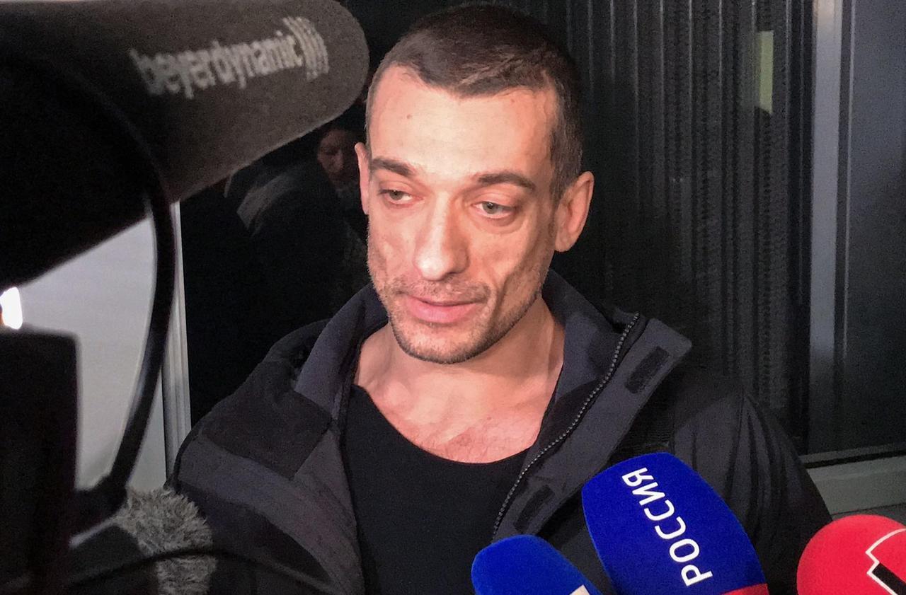 Piotr Pavlenski : l'autre affaire qui a provoqué sa fuite de Russie