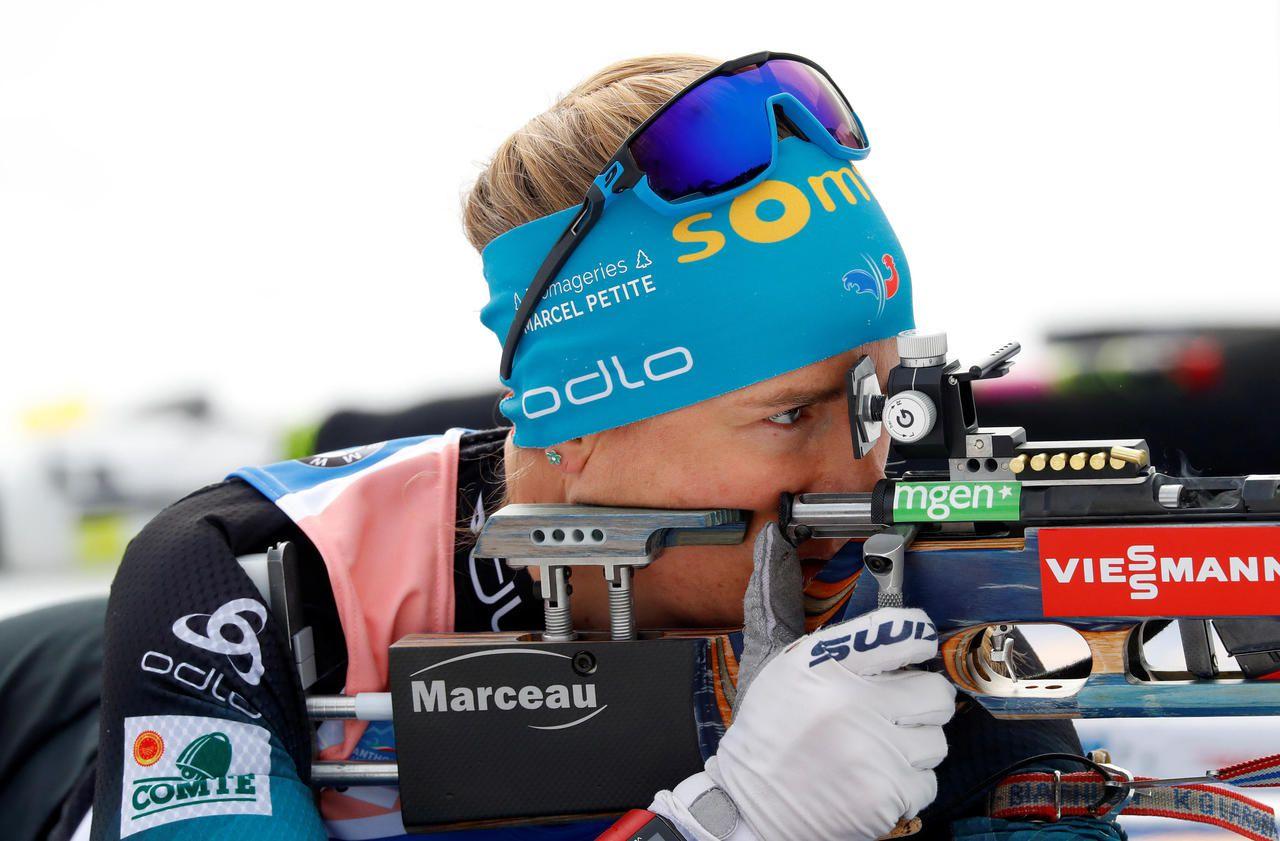 Mondiaux de biathlon : la France en bronze sur le relais mixte simple