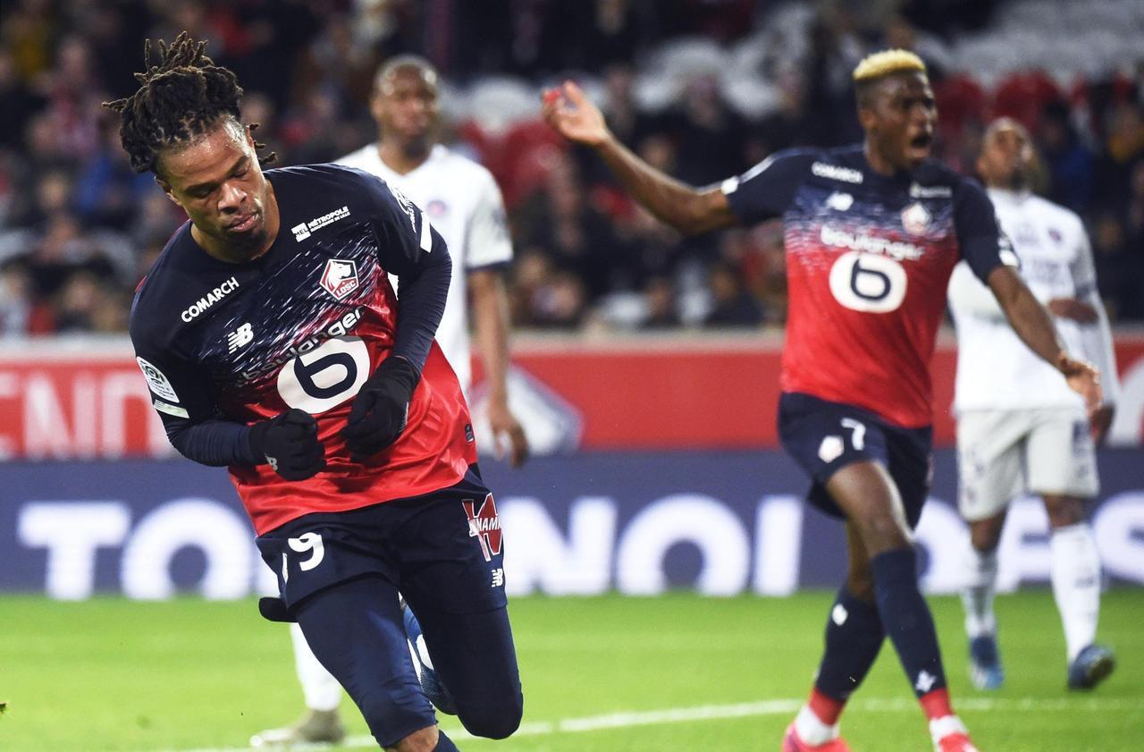 Ligue 1 : Lille sur le podium, Monaco freiné dans son ascension