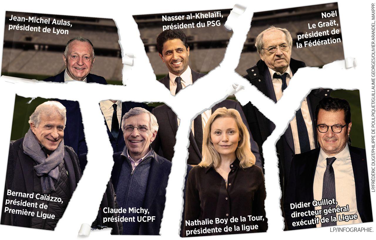Football français : entre les dirigeants, un vrai champ de mines !