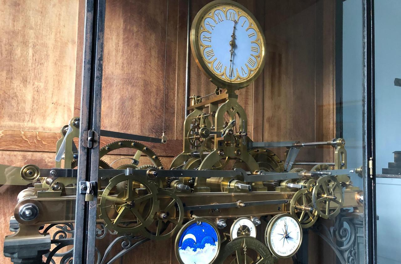 Sauvons nos monuments : campagne prolongée pour l'horloge astronomique de Meudon
