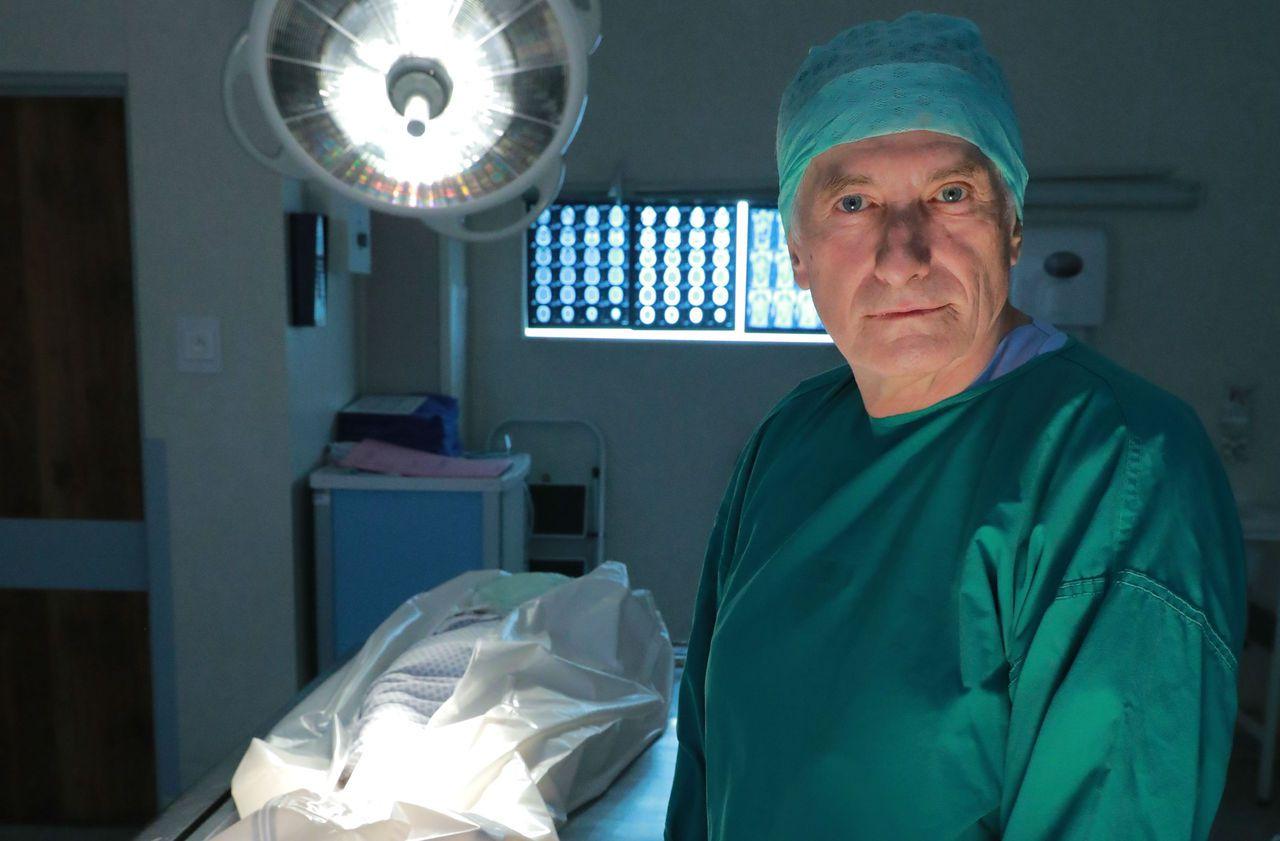 «En direct de la morgue» : Michel Sapanet, le médecin qui fait parler les morts