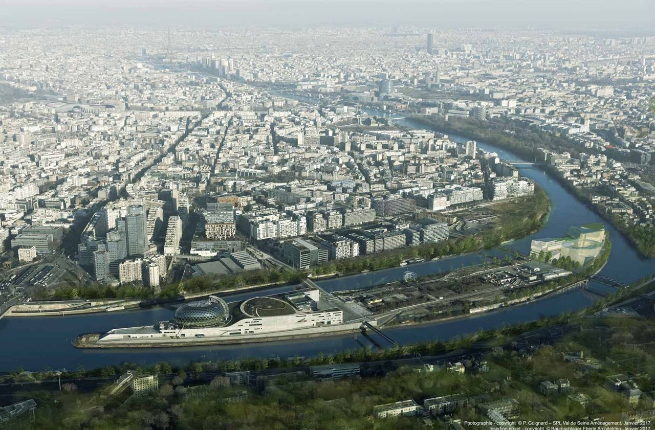 Municipales à Boulogne-Billancourt : enfin une éclaircie sur l'île Seguin