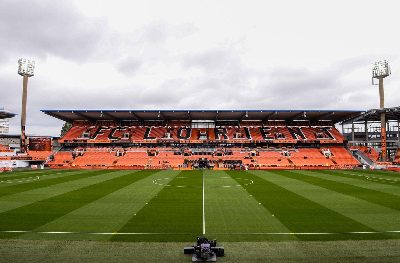 Lorient-PSG : en mauvais état, la pelouse du Moustoir invite à la prudence