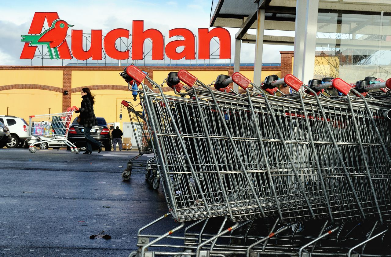 Auchan propose des vêtements de seconde main dans cinq hypermarchés