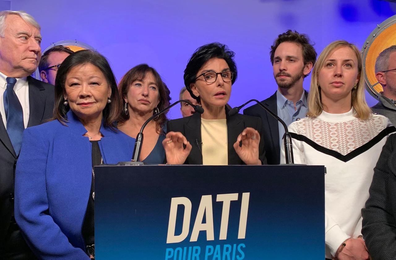 Municipales : pour Rachida Dati, «Paris, c'est vraiment à notre portée»