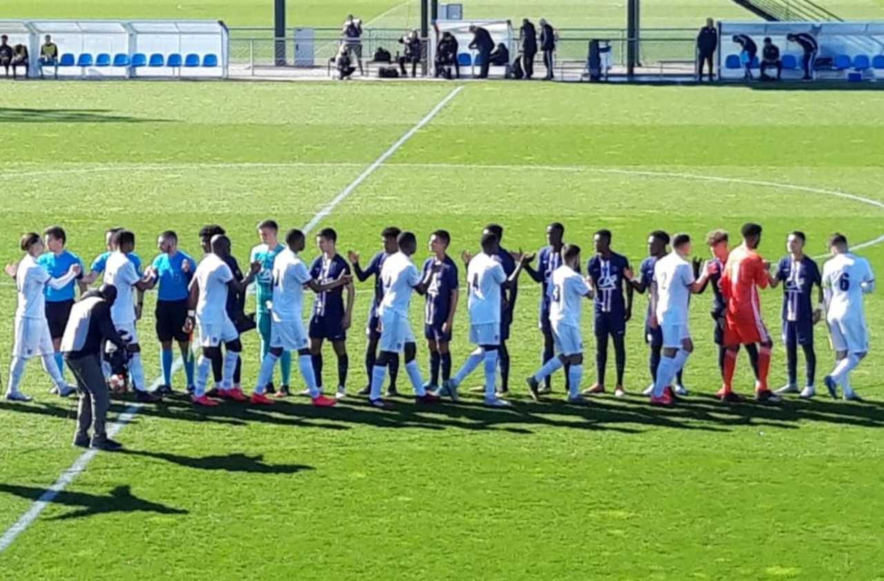 Coupe Gambardella : le PSG surclasse Lyon
