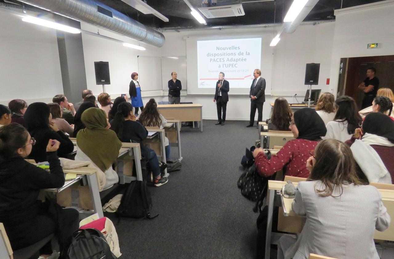 Melun : davantage de places en 2e année de médecine espérées en septembre - Le Parisien