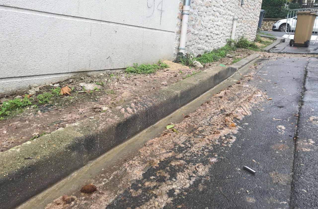 Villiers-sur-Marne : les toilettes de l'immeuble coulent dans le caniveau - Le Parisien
