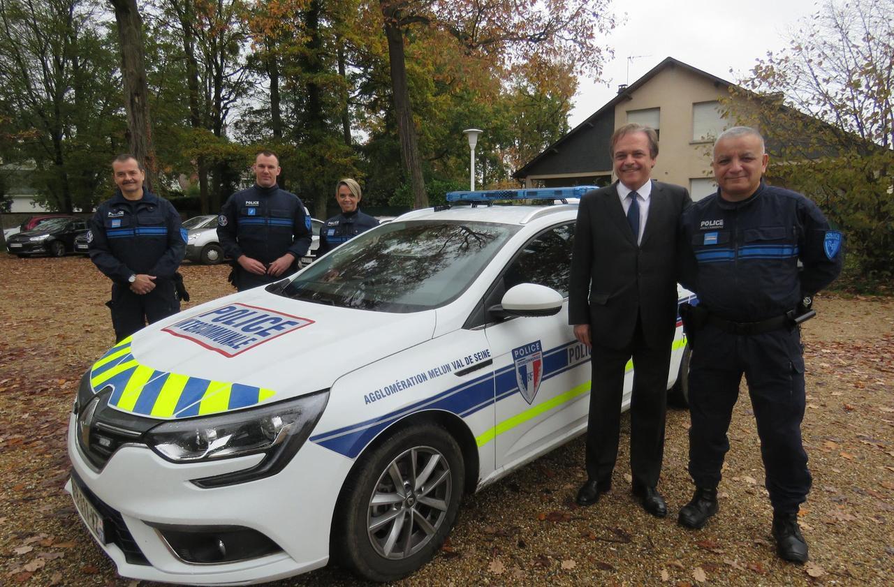 Melun : la police intercommunale va sécuriser les transports dans l'agglomération - Le Parisien