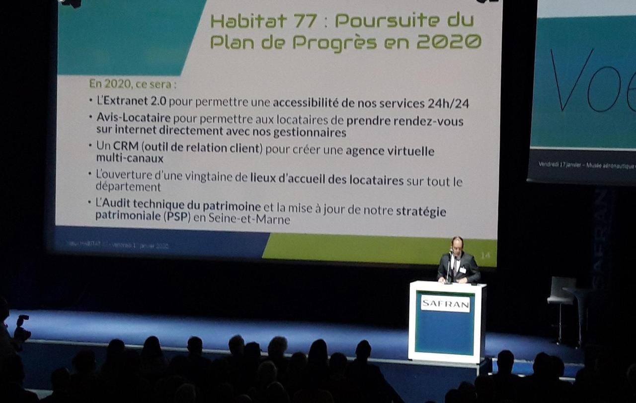 Seine-et-Marne : le bailleur social Habitat 77 « tend la main » à ses 41 000 locataires
