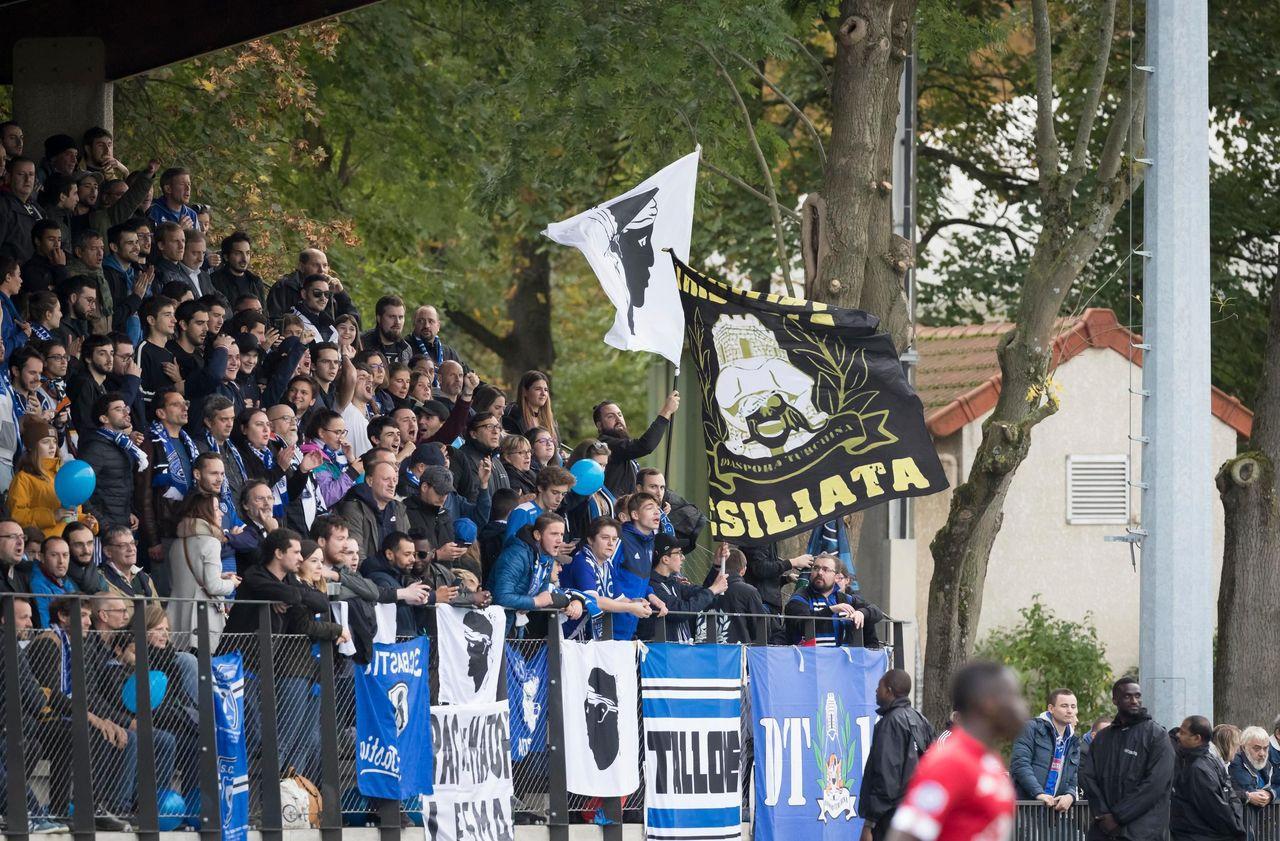 National 2 : Bobigny - Bastia à guichets fermés ! - Le Parisien