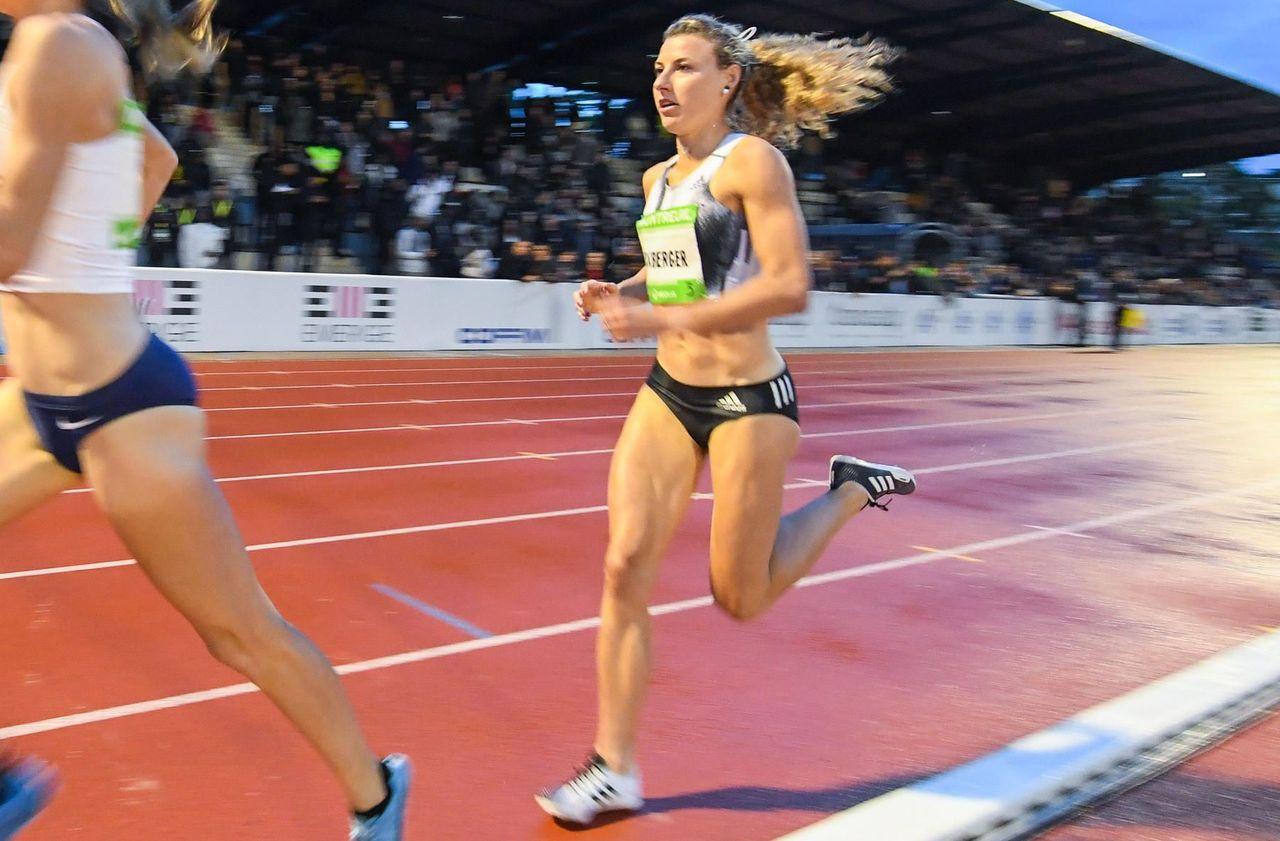 Dopage : l'athlète Ophélie Claude-Boxberger a été entendue par l'AFLD