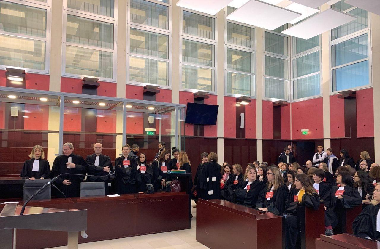 Pontoise : les avocats font plier la cour d'assises