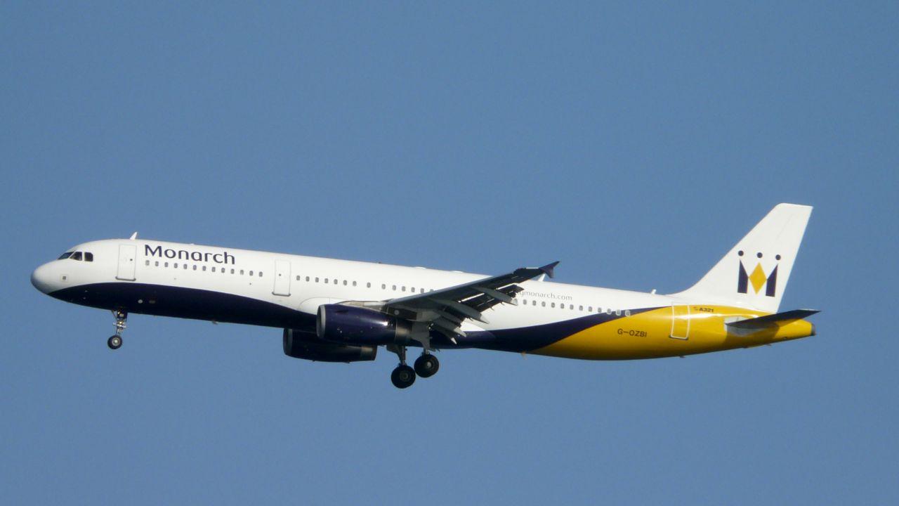 Transport aérien : Monarch dépose le bilan, plus de 100.000 passagers rapatriés